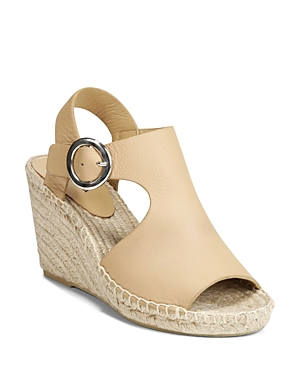 Via Spiga Sandals WOMEN'S NOLAN ESPADRILLE WEDGE HEEL SANDALS