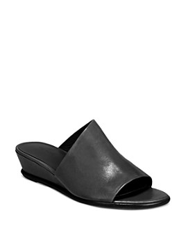 Vince - Women's Duvall Wedge Slide Sandals