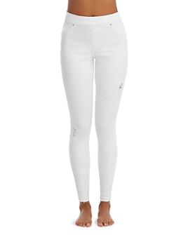 SPANX® - Distressed Skinny Jean Leggings