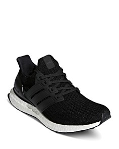 Adidas - Women's UltraBoost Knit Low-Top Sneakers