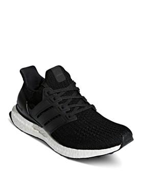 buy popular d457b a85c6 Adidas - Womens UltraBoost Knit Low-Top Sneakers ...
