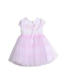 Pippa & Julie - Girls' Wide-Stripe Ballerina Dress - Baby