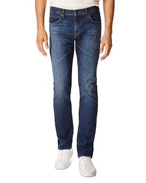 J Brand Kane Straight Fit Jeans in Vorago