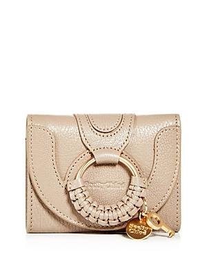See by Chloe Hana Leather Tri-Fold Wallet