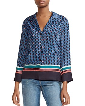 Maje - Cristen Print Shirt
