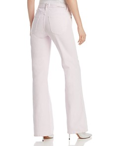 Current/Elliott - The Wray Wide-Leg Jeans in Orchid