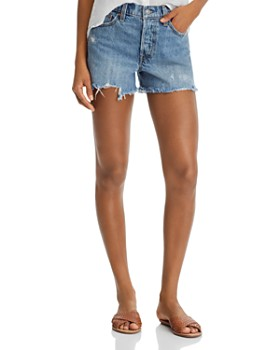 Levi's - Wedgie Denim Shorts in Snooze You Lose