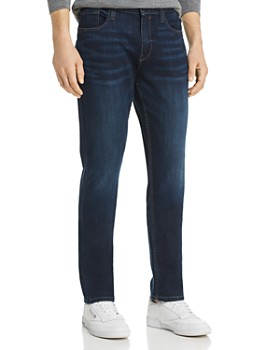PAIGE - Federal Slim Straight Fit Jeans in Graham