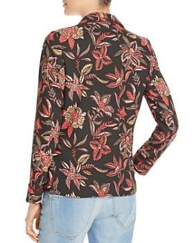 Scotch & Soda - Floral Print Blazer