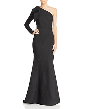 Rebecca Vallance Tops HARLOW ONE-SHOULDER GOWN