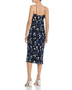 Joie - Marcenna Floral-Print Silk Dress