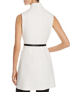 Elie Tahari - Savannah Long Vest