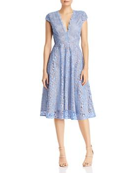 SAU LEE - Emma Lace Dress