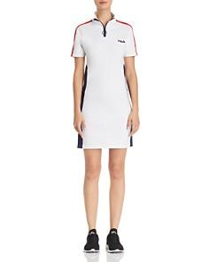 FILA - Lucrecia Quarter-Zip Dress