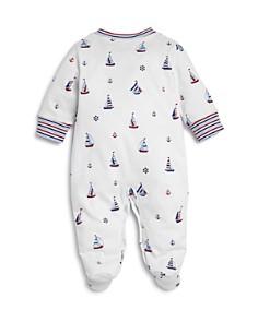 Kissy Kissy - Boys' Sailboat Footie - Baby