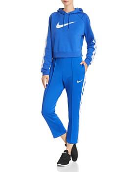 Nike - Logo Hooded Sweatshirt