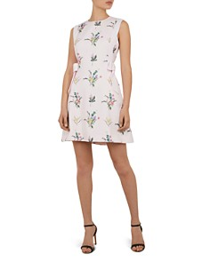 Ted Baker - Fleuray Flourish Floral Dress