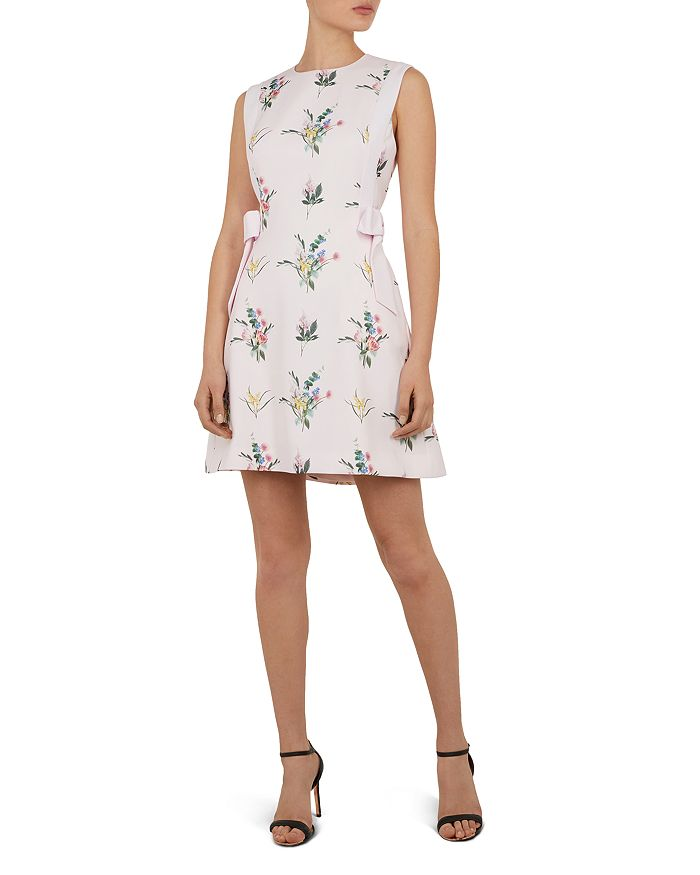 31792d35cd48 Ted Baker - Fleuray Flourish Floral Dress