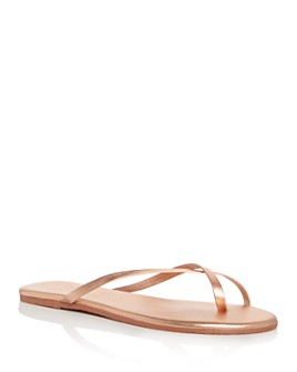 TKEES - Women's Riley Crisscross Flip-Flops