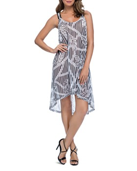 61fb5a9cea009 Profile by Gottex - Bamboo Mesh Dress Swim Cover-Up ...