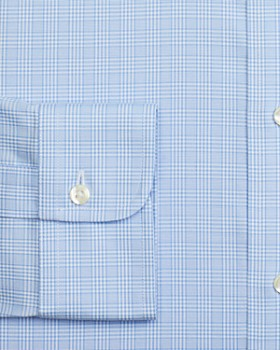 Brooks Brothers - Glen Plaid Regular Fit Dress Shirt