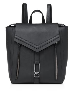 BOTKIER | Botkier Trigger Leather Convertible Backpack | Goxip
