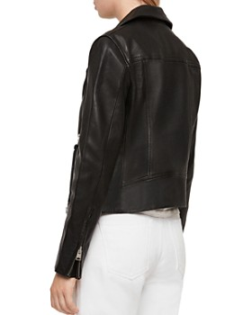 ALLSAINTS - Dalby Leather Biker Jacket