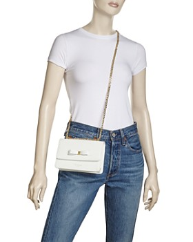 19d5a01ace0 ... Ted Baker - Jayllaa Bow Leather Convertible Crossbody
