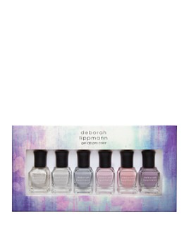 Deborah Lippmann - Limited Edition Shades of Cool Gel Lab Pro Color 6-Piece Set ($72 value)