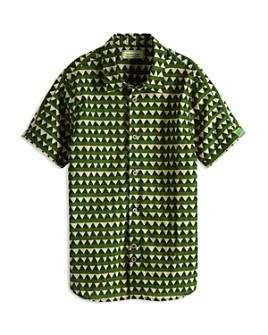 Scotch Shrunk - Boys' Printed Button-Down Shirt - Little Kid, Big Kid