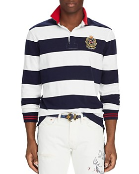 d987a6d045e Men s Designer Polo Shirts  Short   Long Sleeves - Bloomingdale s
