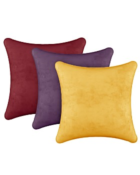"Sparrow & Wren - Down Pillow in Velvet, 20"" x 20"""