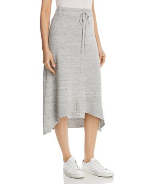Donna Karan New York Trapeze Midi Skirt