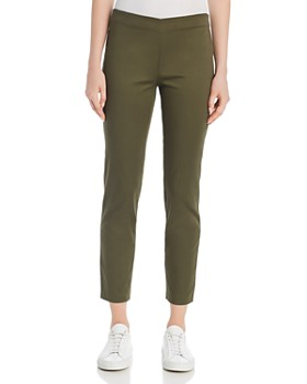 Kenneth Cole - Cropped Skinny Pants