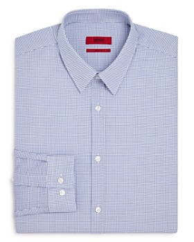 fb1dd69c9b5 HUGO - Micro Textured Slim Fit Dress Shirt ...