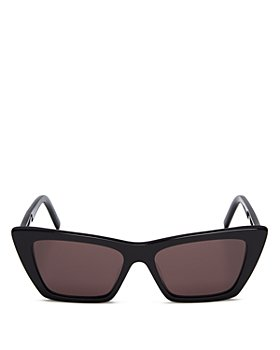 Saint Laurent - Women's Cat Eye Sunglasses, 53mm