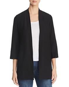 Eileen Fisher - Open-Front Jacket
