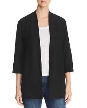 c619acdfe9e Eileen Fisher Jacket - Bloomingdale s