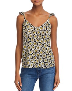 7 For All Mankind - Floral Camisole Top
