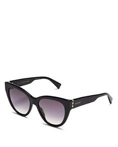 Gucci - Women's Cat Eye Sunglasses, 53mm