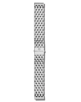 MICHELE - Deco/Deco Madison Stainless Steel 7-Link Watch Bracelet, 16-18mm