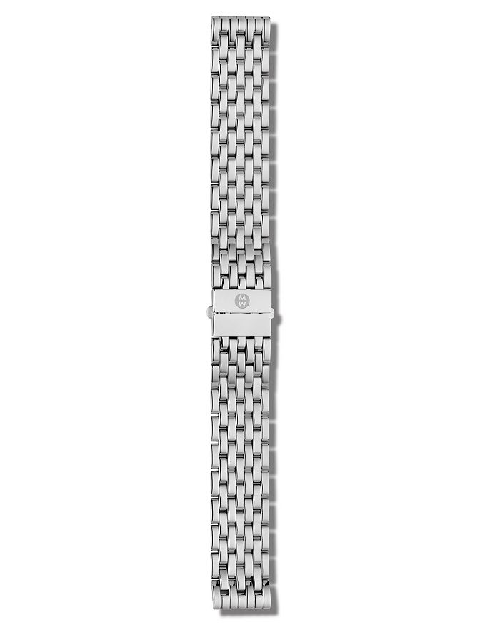 MICHELE - Deco Stainless Steel 7-Link Watch Bracelet, 16-18mm