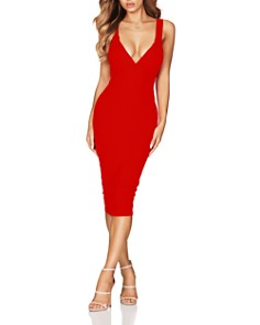 Nookie - Lust Body-Con Dress - 100% Exclusive