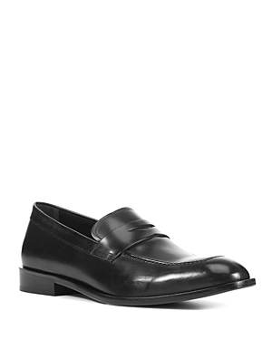 Geox Men\\\'s Saymore Apron-Toe Penny Loafers