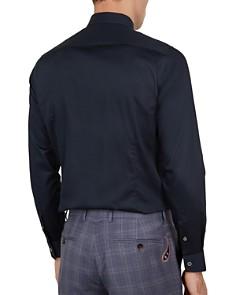 Ted Baker - Otta Satin Stretch Slim Fit Shirt