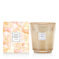 Voluspa - Bergamot Rose Hearth Candle