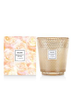 Voluspa - Bergamot Rose Hearth Candle