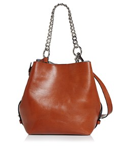 Rebecca Minkoff - Kate Medium Two-Toned Bucket Bag