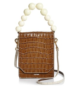 Cafuné - Bellows Leather Crossbody