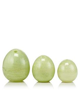 Lily Juliet - Raindrop Vases, Set of 3